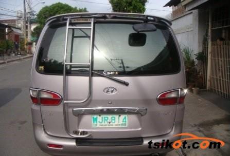 Hyundai Starex 1999 - 4