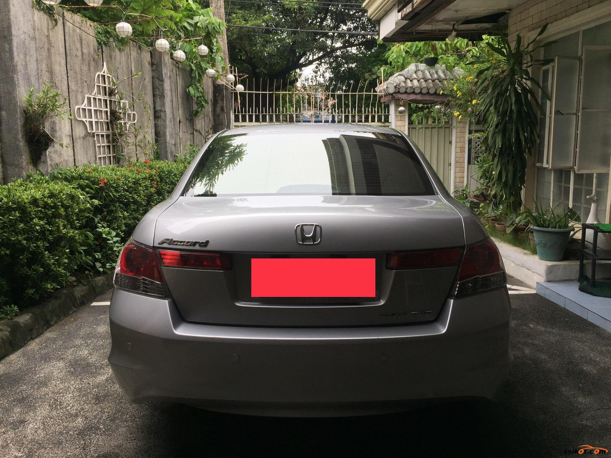 Honda Accord 2008 - 1