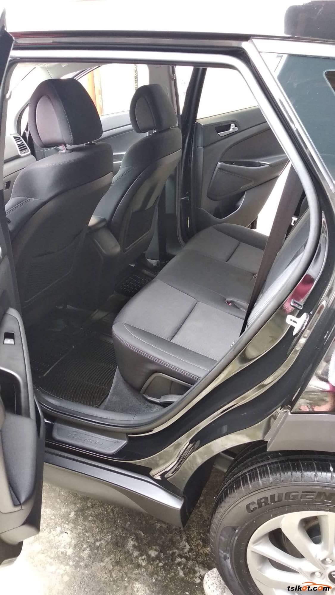 Hyundai Tucson 2017 - 5