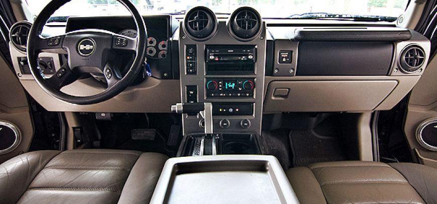 Hummer H2 2004 - 10