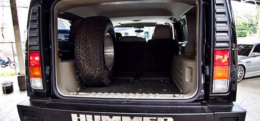 Hummer H2 2004 - 12