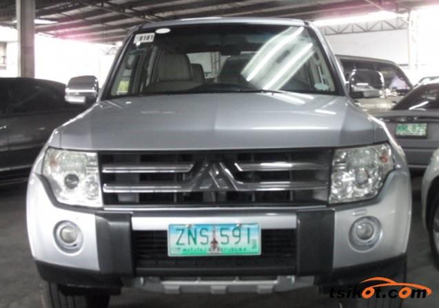 Mitsubishi Pajero 2008 - 1