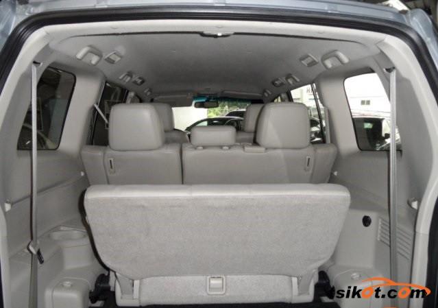 Mitsubishi Pajero 2008 - 4
