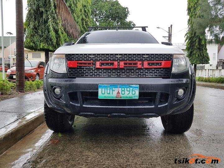 Ford Ranger 2013 - 1