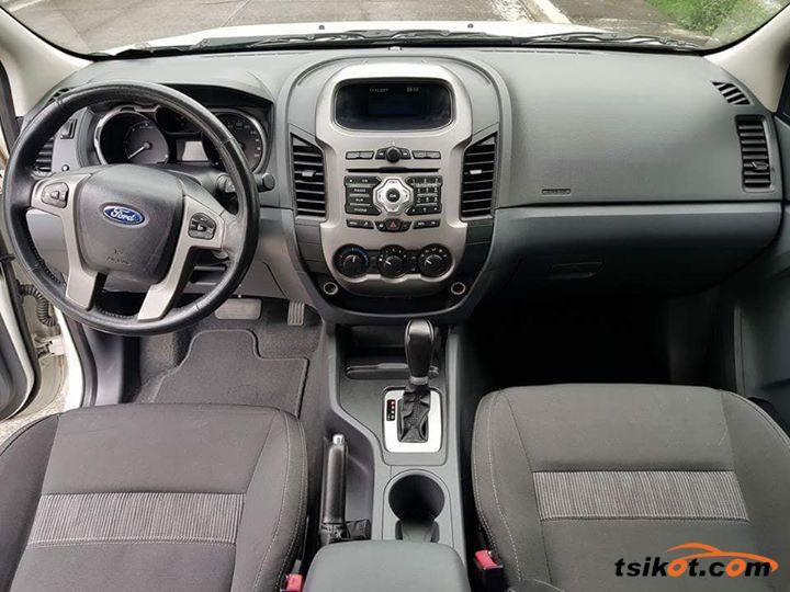 Ford Ranger 2013 - 4