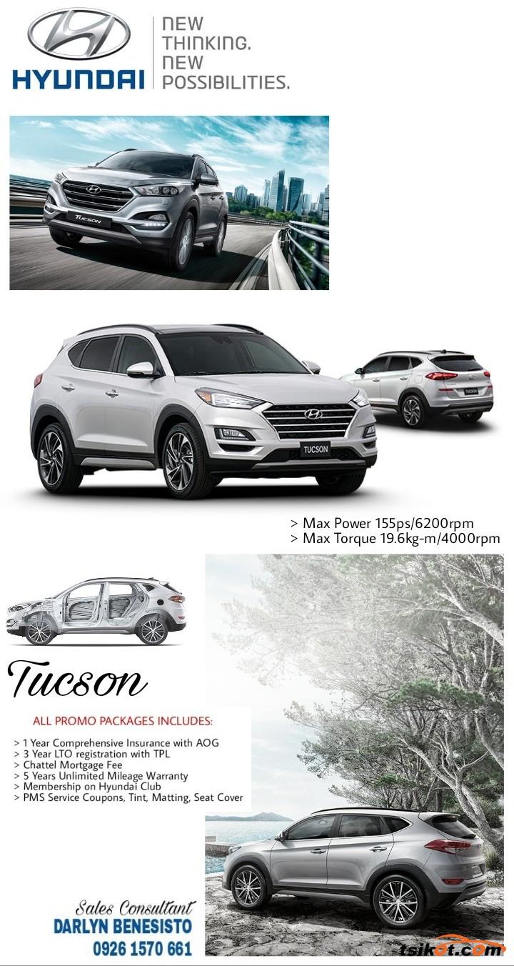 Hyundai Tucson 2018 - 1