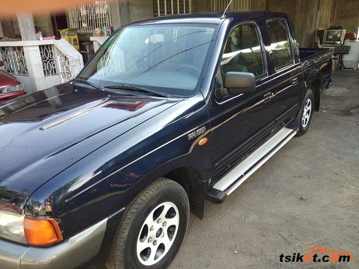 Ford Ranger 2001 - 5