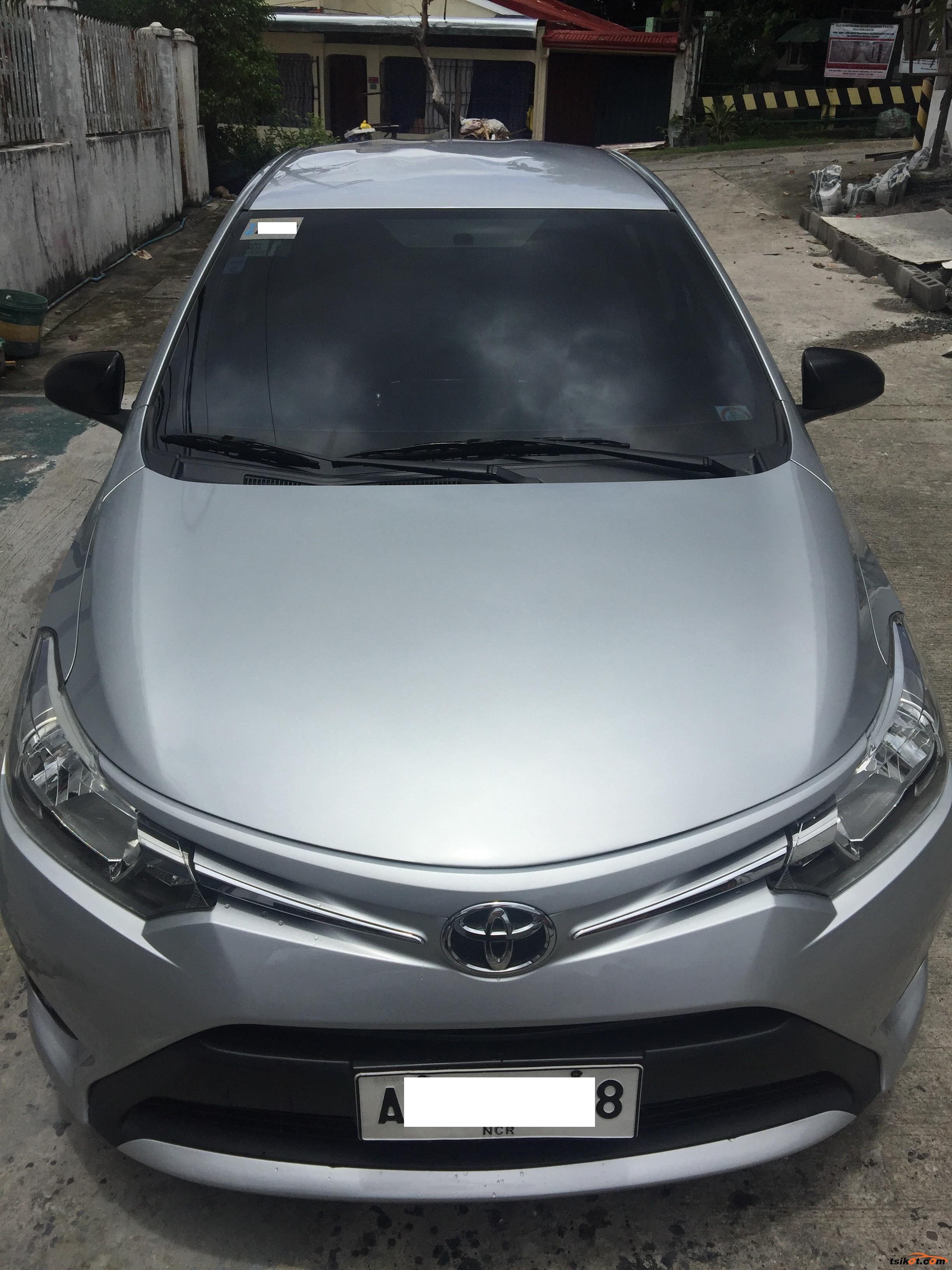 Toyota Vios 2014 - 1