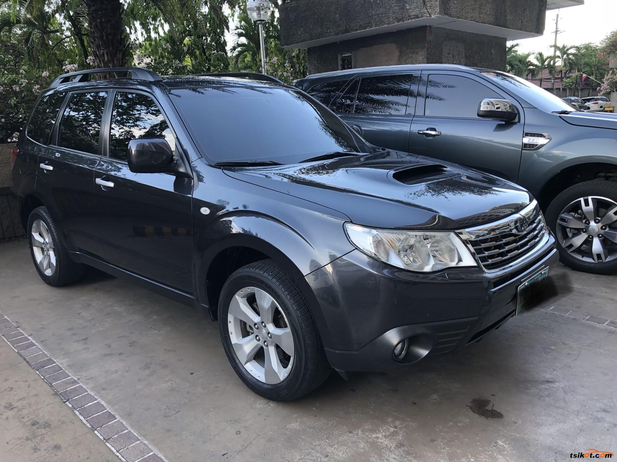 Subaru Forester 2011 - 1