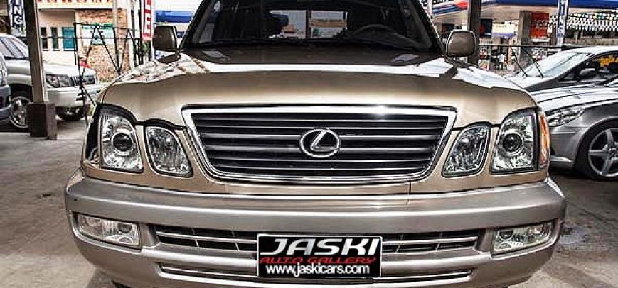 Lexus Lx 2001 - 1