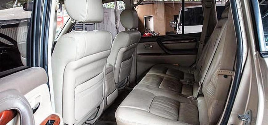 Lexus Lx 2001 - 10