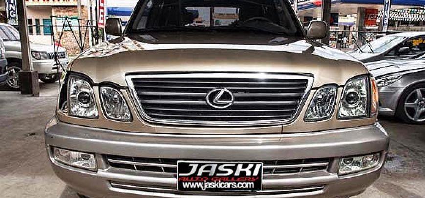 Lexus Lx 2001 - 6