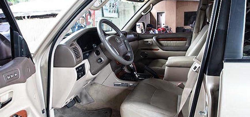 Lexus Lx 2001 - 9
