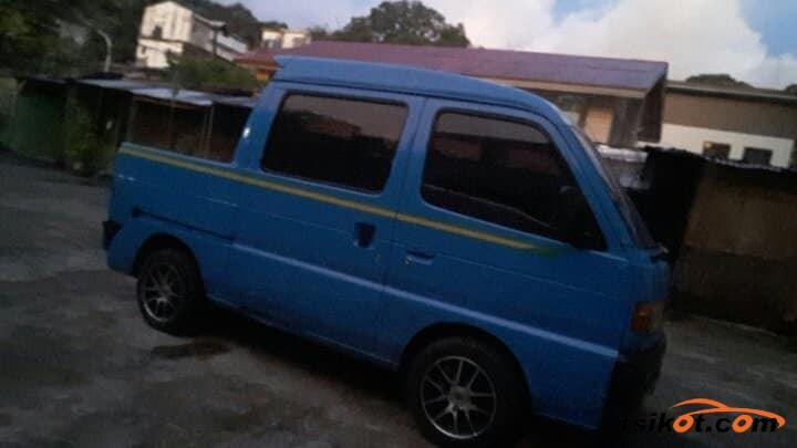 Suzuki Multi-Cab 2013 - 2
