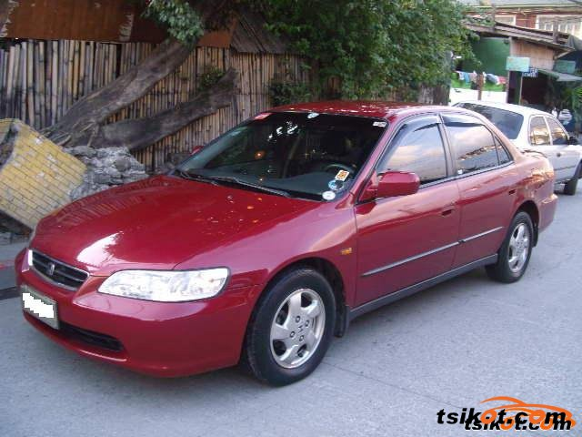 Honda accord 2000 car for sale metro manila philippines for Honda car 2000
