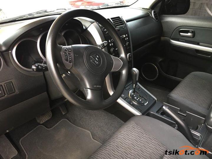 Suzuki Grand Vitara 2014 - 4