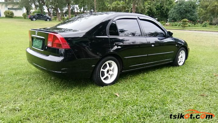 Honda Civic 2001 - 2
