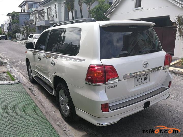 Toyota Land Cruiser 2014 - 2