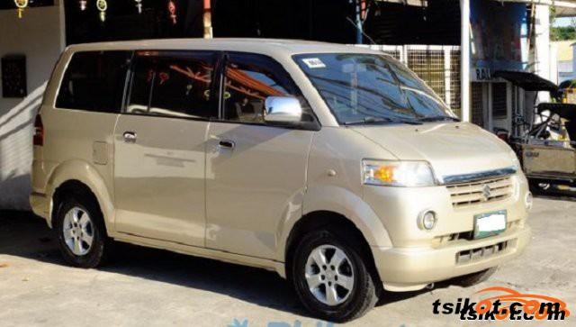 Suzuki Apv 2007 - 1