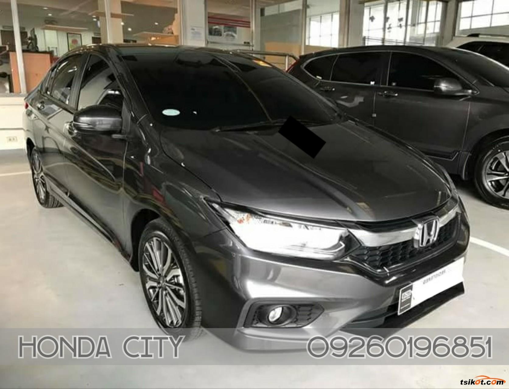 Honda City 2018 - 1