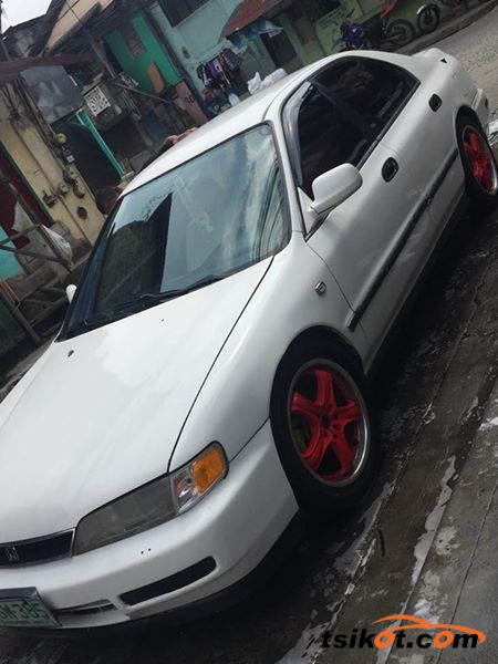 Honda Accord 1996 - 1