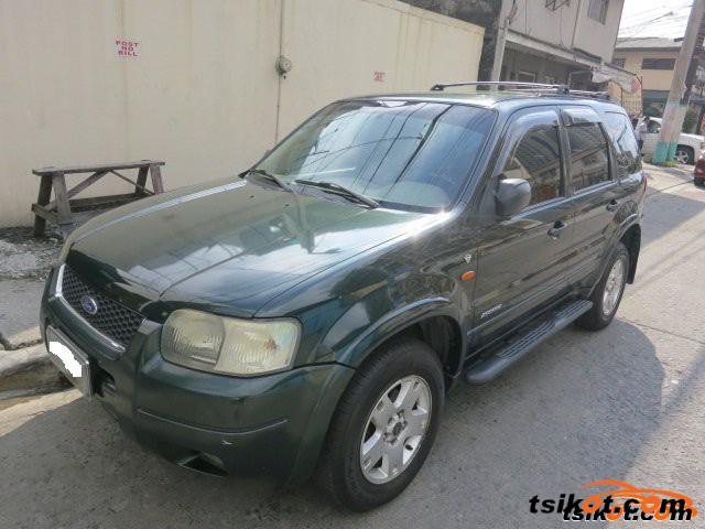 Ford Escape 2008 - 1