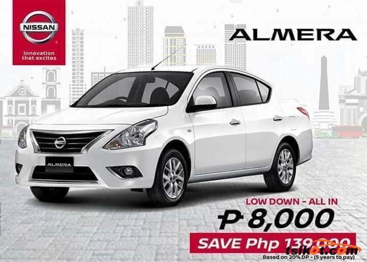 Nissan Almera 2018 - 8