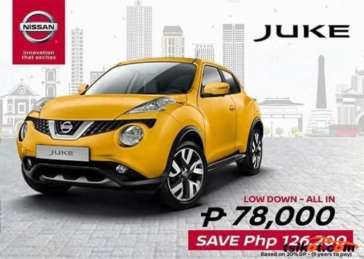 Nissan Juke 2018 - 1