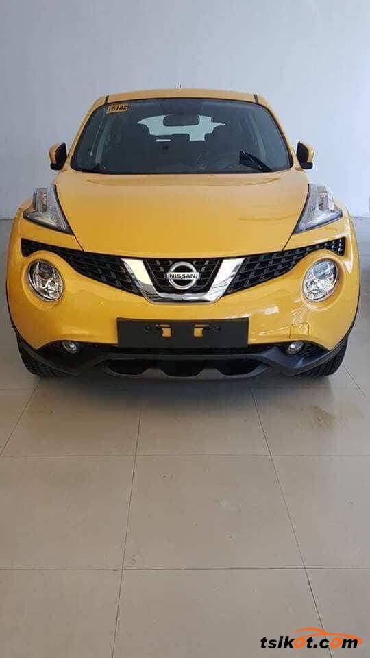Nissan Juke 2018 - 8