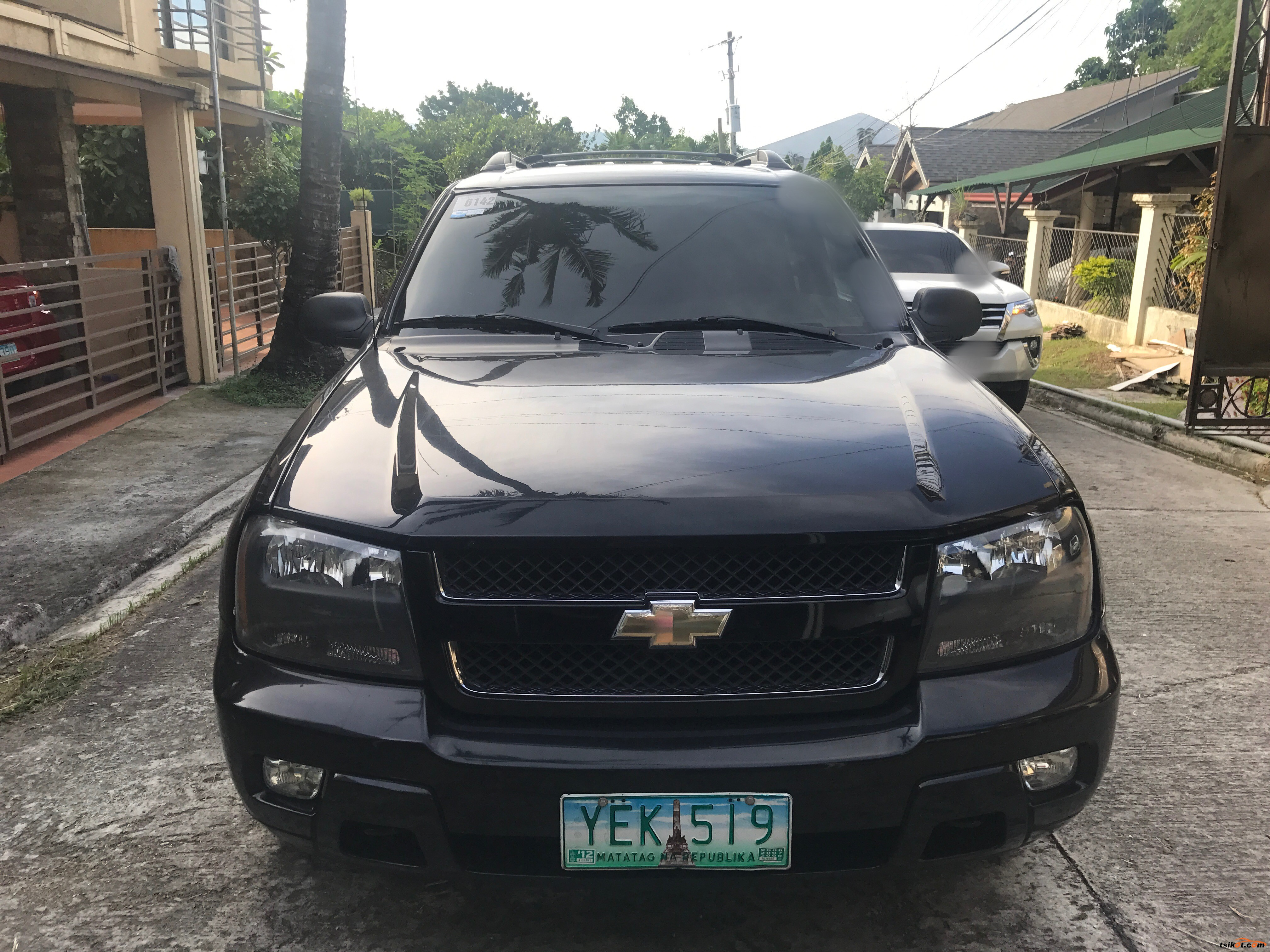 Chevrolet Trailblazer 2006 - 2