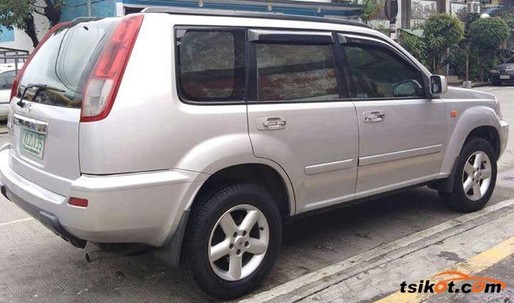 Nissan X-Trail 2003 - 2