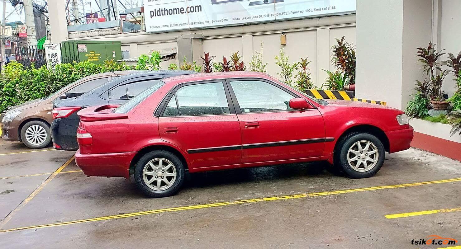 Kelebihan Kekurangan Corolla 1998 Murah Berkualitas