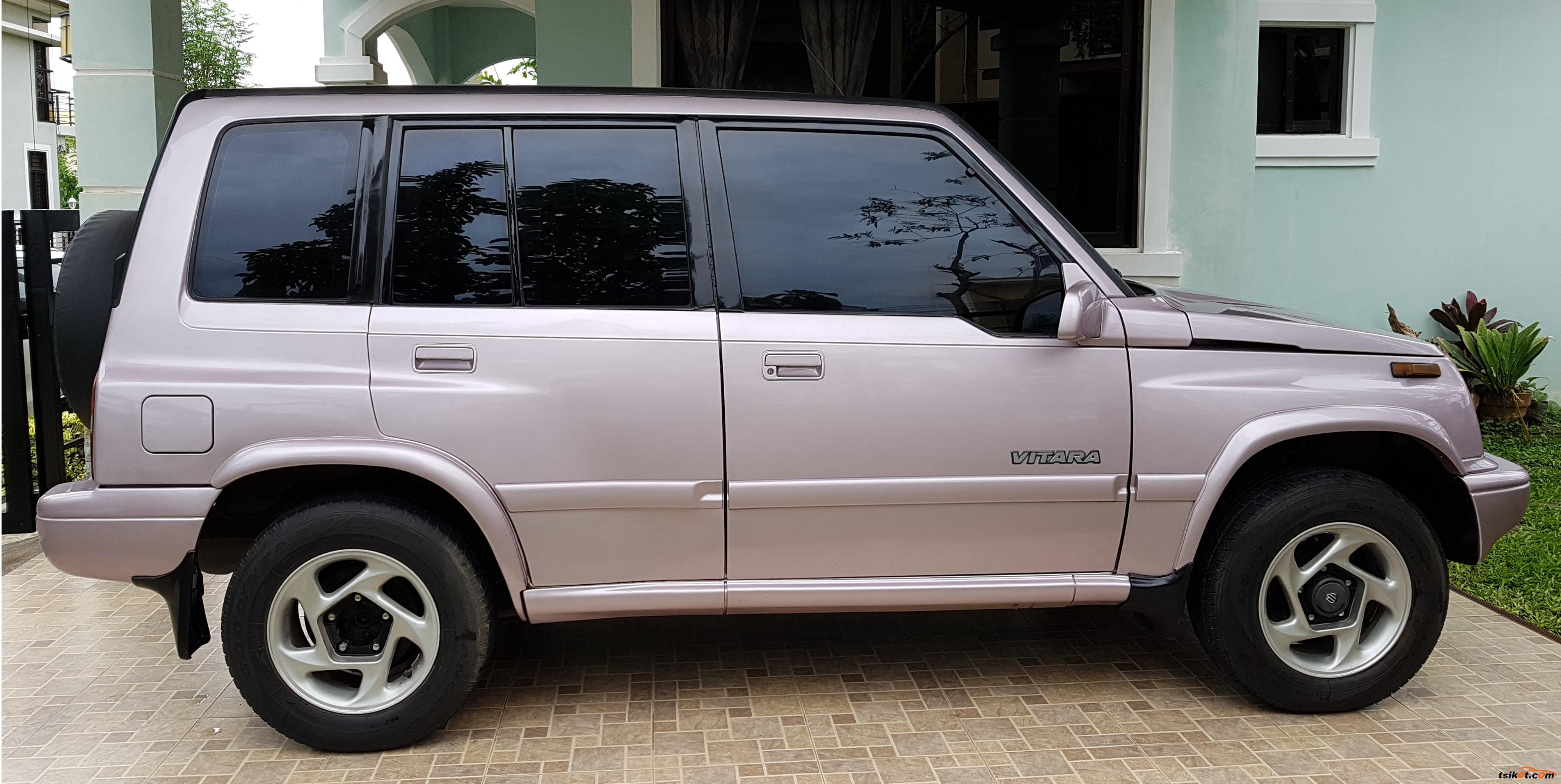 Suzuki Vitara 2001 - 1