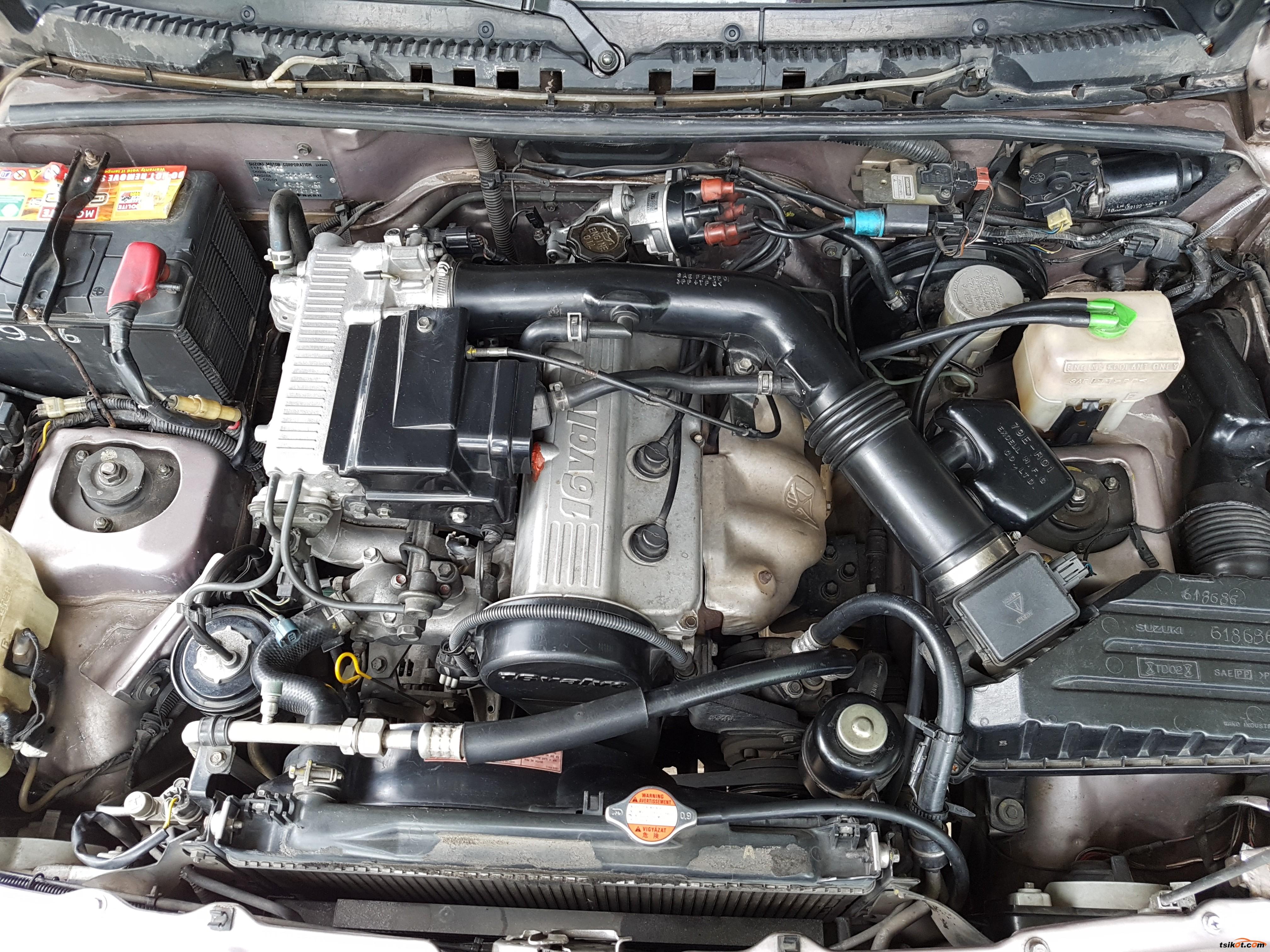 Suzuki Vitara 2001 - 10