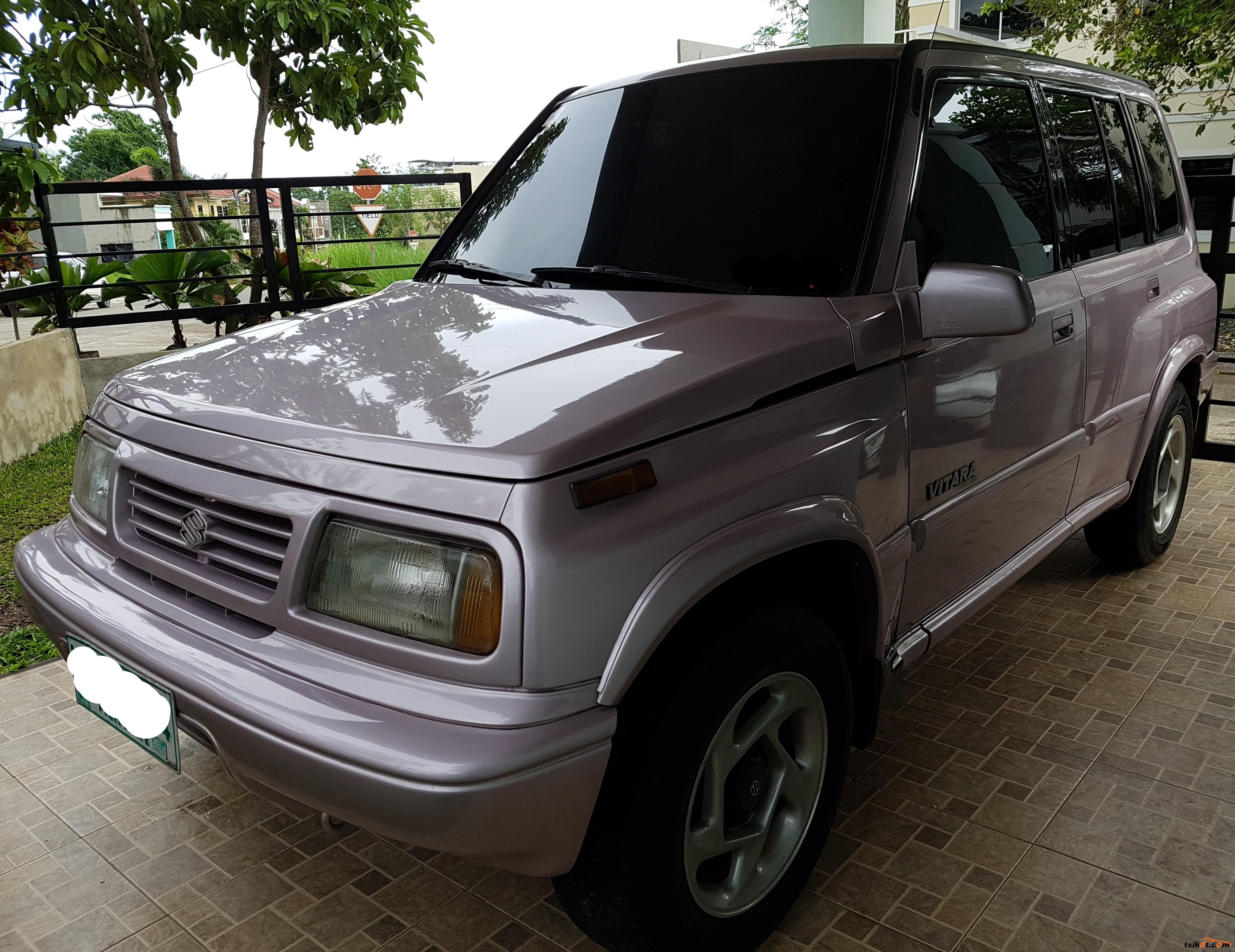 Suzuki Vitara 2001 - 3