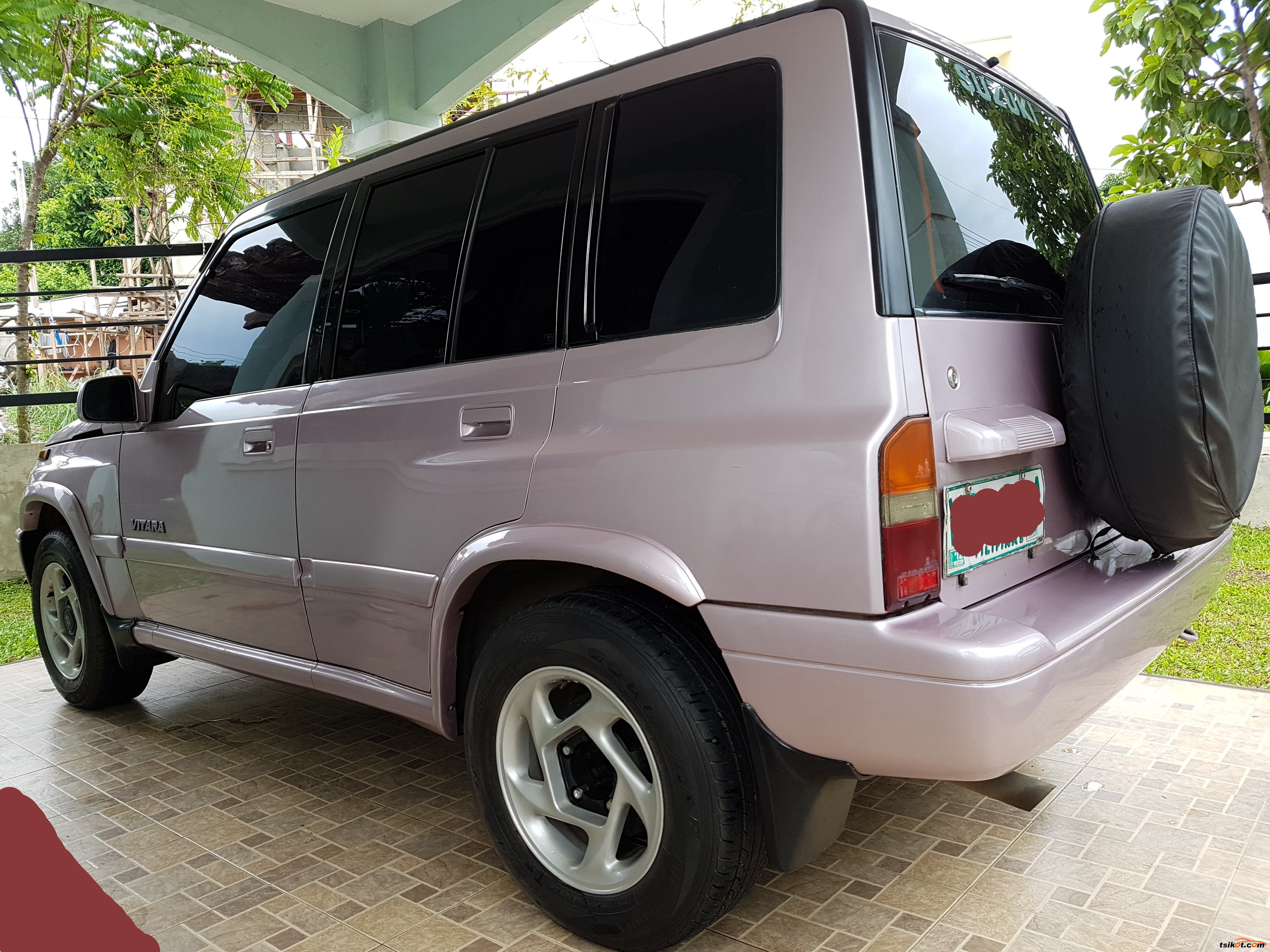 Suzuki Vitara 2001 - 5