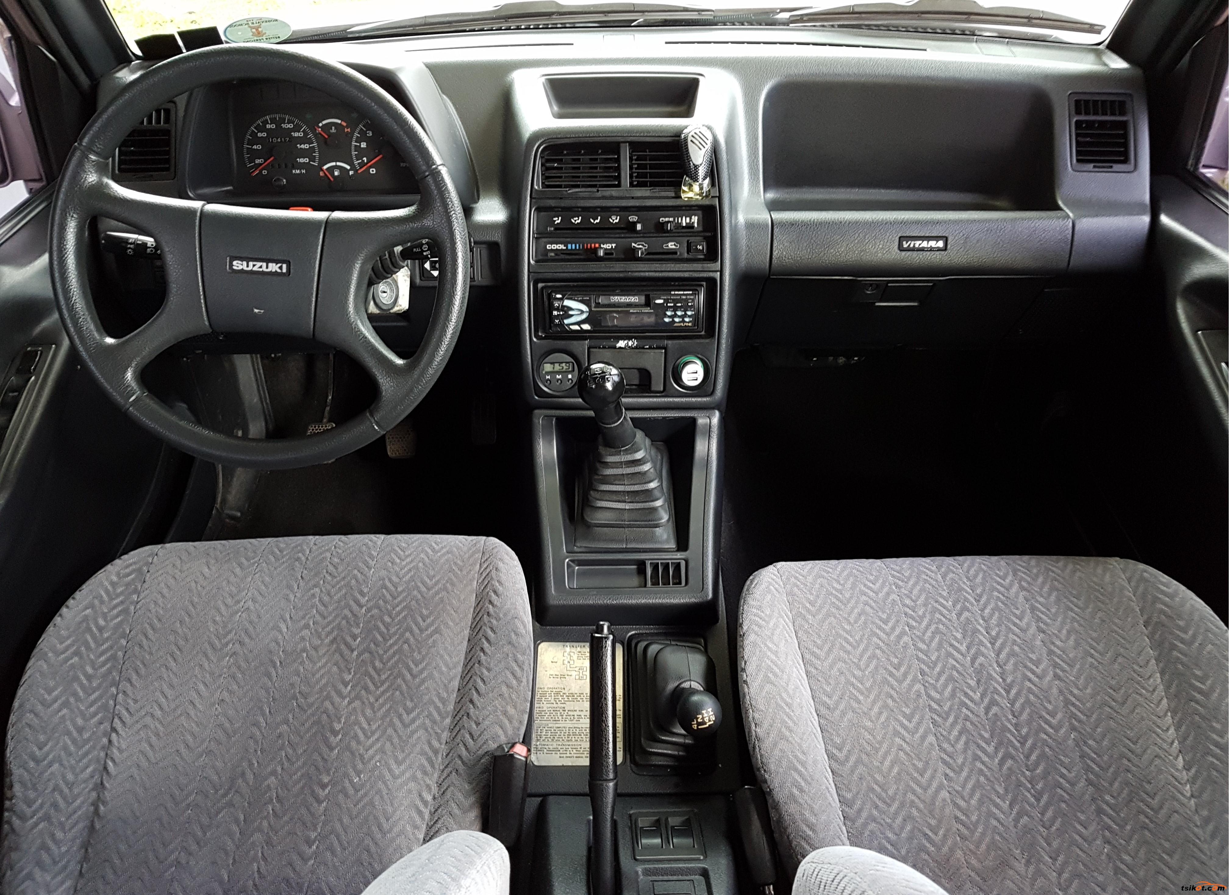 Suzuki Vitara 2001 - 7