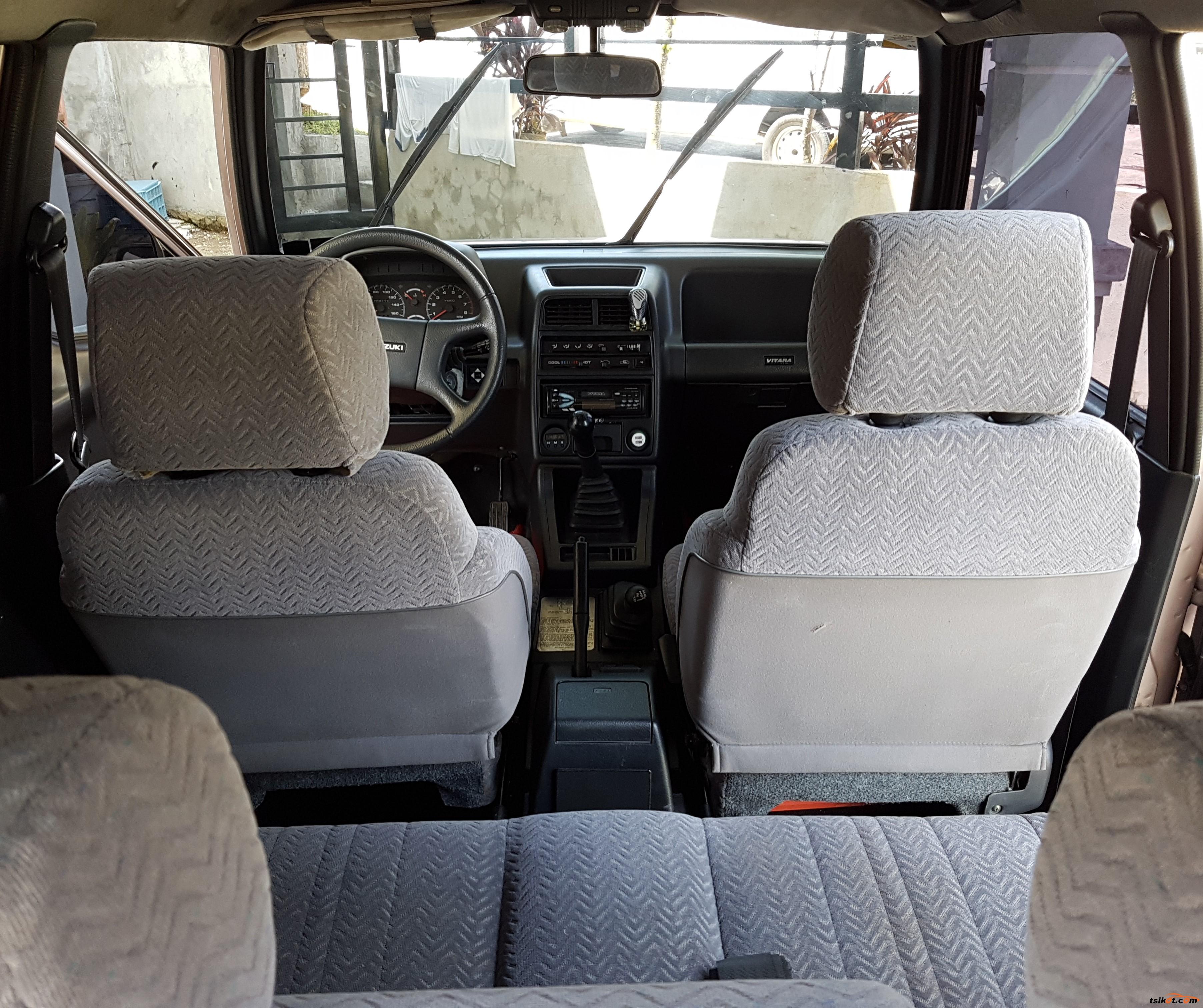 Suzuki Vitara 2001 - 8