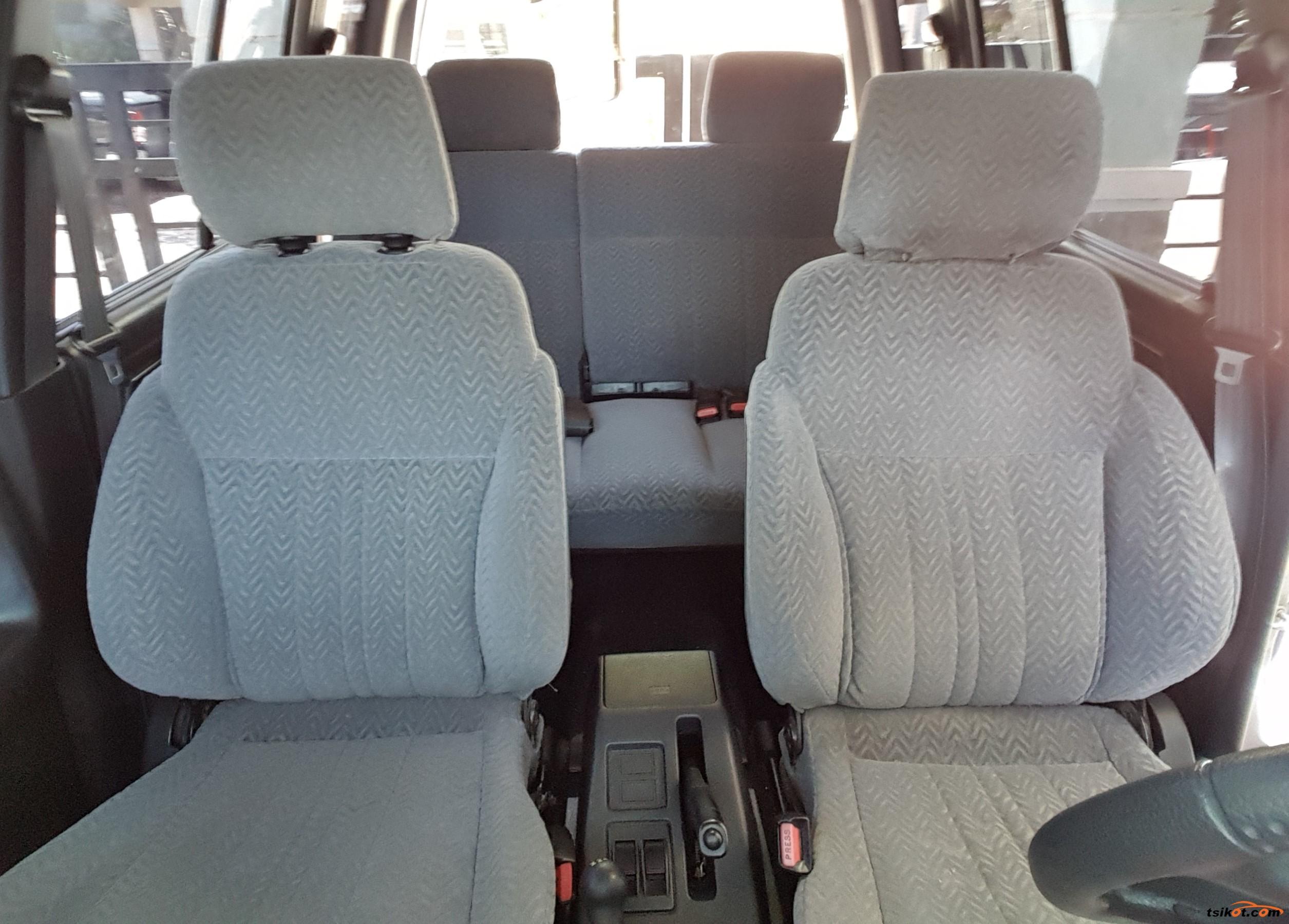 Suzuki Vitara 2001 - 9