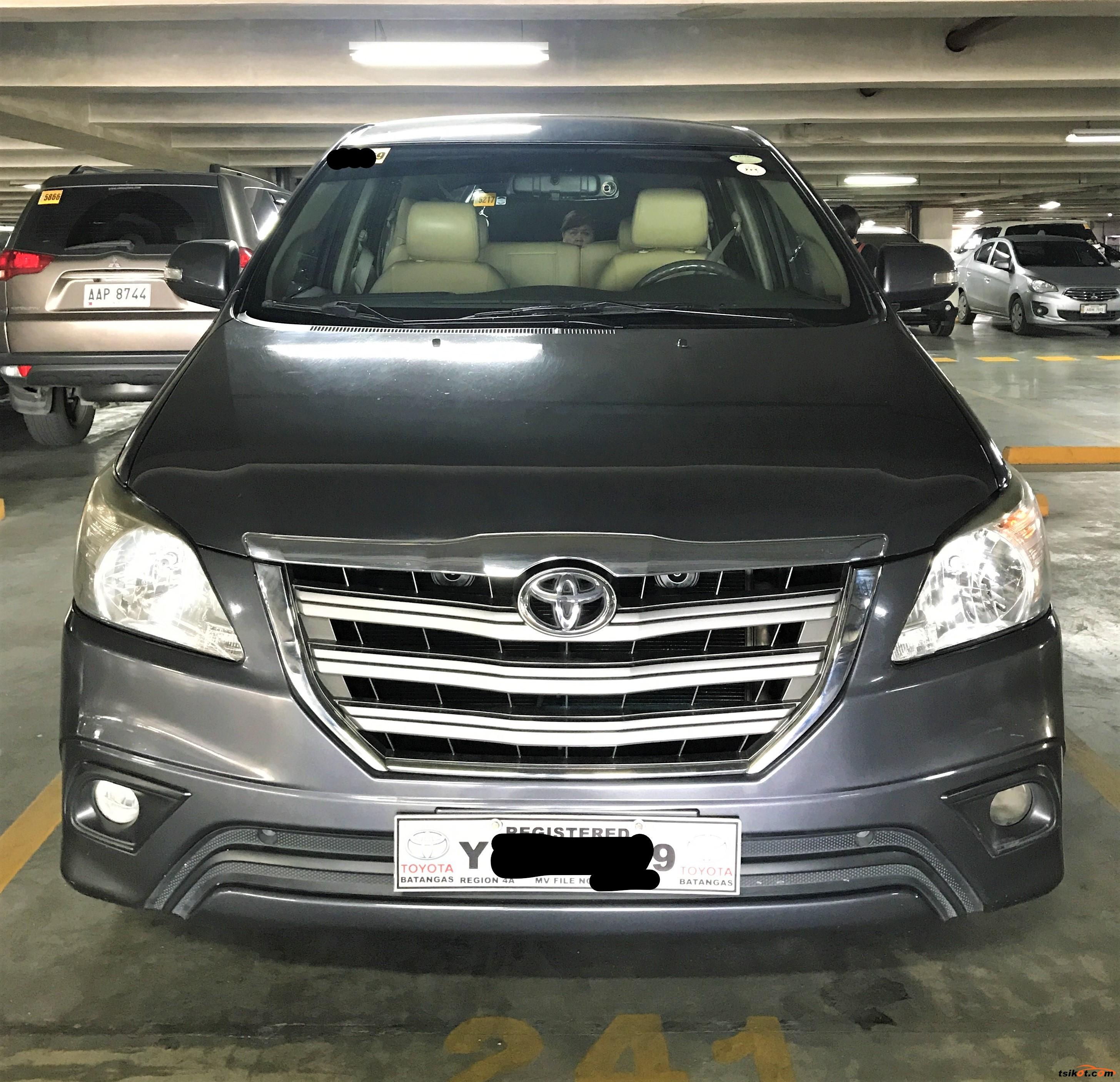 Toyota Innova 2015 - 8