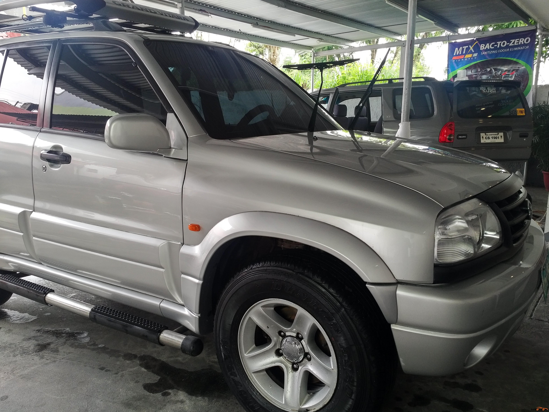 Suzuki Grand Vitara 2002 - 2