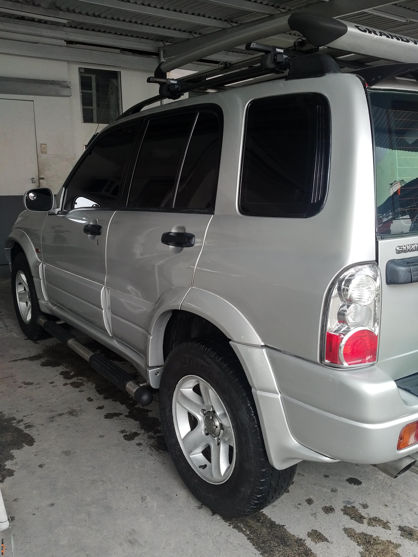 Suzuki Grand Vitara 2002 - 4