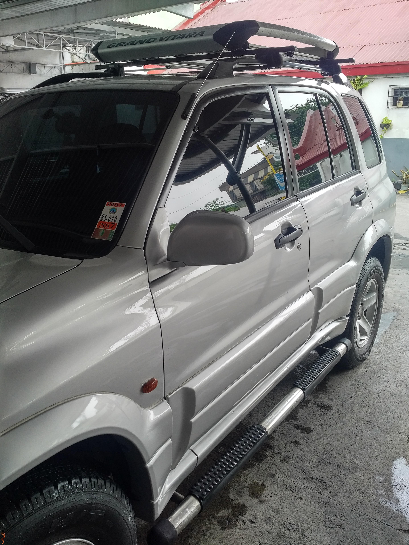 Suzuki Grand Vitara 2002 - 5
