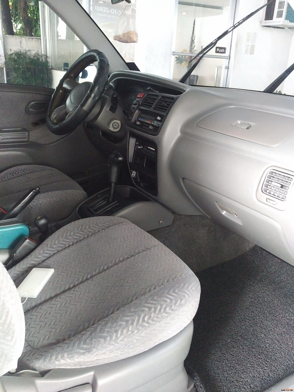 Suzuki Grand Vitara 2002 - 7
