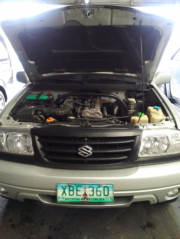 Suzuki Grand Vitara 2002 - 9