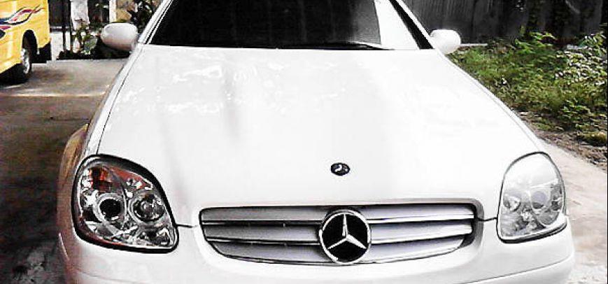 Mercedes-Benz Slk 2000 - 1