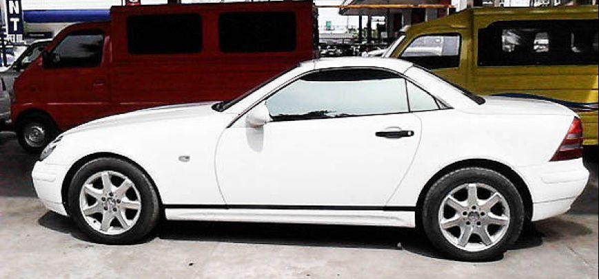 Mercedes-Benz Slk 2000 - 3