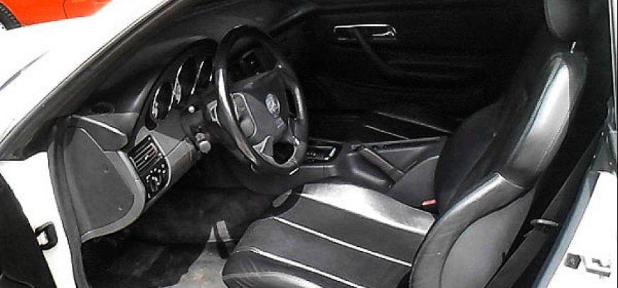Mercedes-Benz Slk 2000 - 9