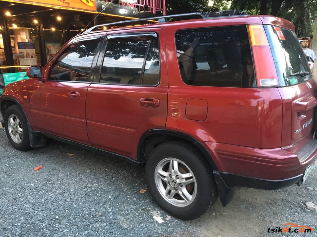Honda Cr-V 1999 - Car for Sale Metro Manila