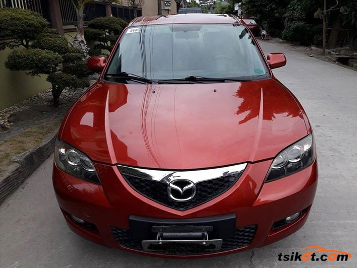 Mazda 3 2011 - 2